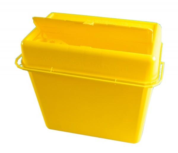 Safe Box Entsorgungsboxen - Größe: 6 Liter mit Schleuse