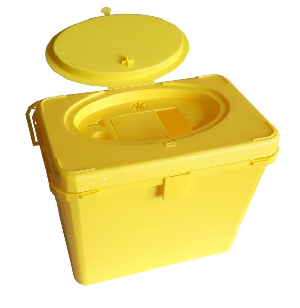 Safe Box Entsorgungsboxen - Größe: 4 Liter