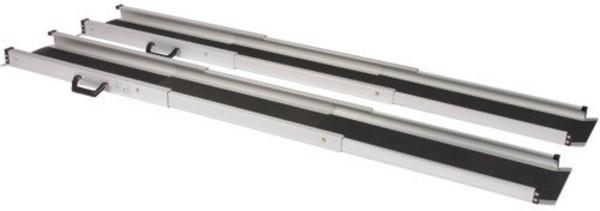 Mobilex Teleskoprampe TR Aluminium