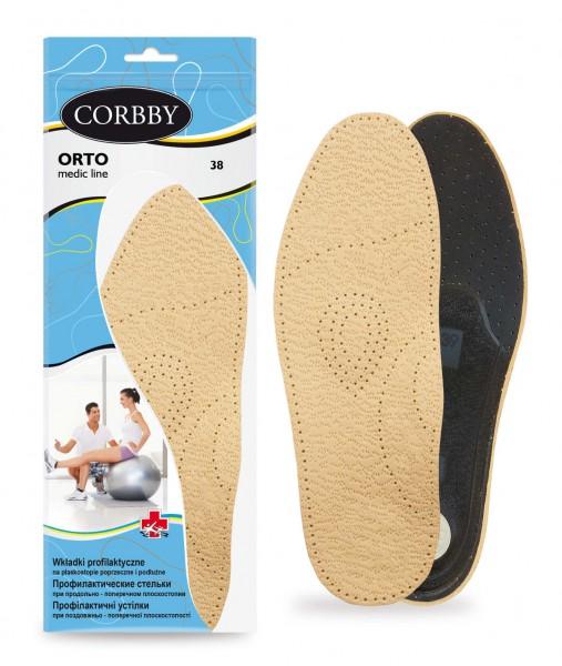 Corbby Orto Schuheinlage