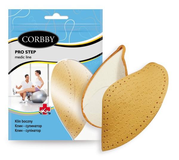 Corbby Pro Step Seitenkeil