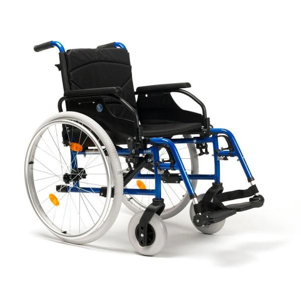 Rollstuhl Vermeiren D200-V, Leichtgewichtrollstuhl faltbar