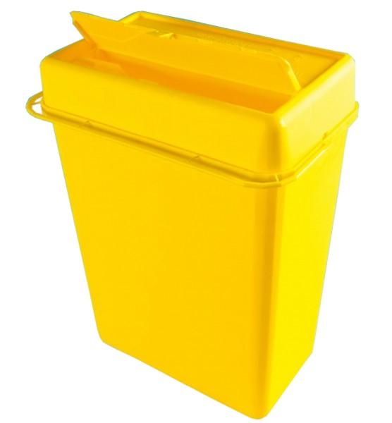 Safe Box Entsorgungsboxen - Größe: 11 Liter mit Schleuse