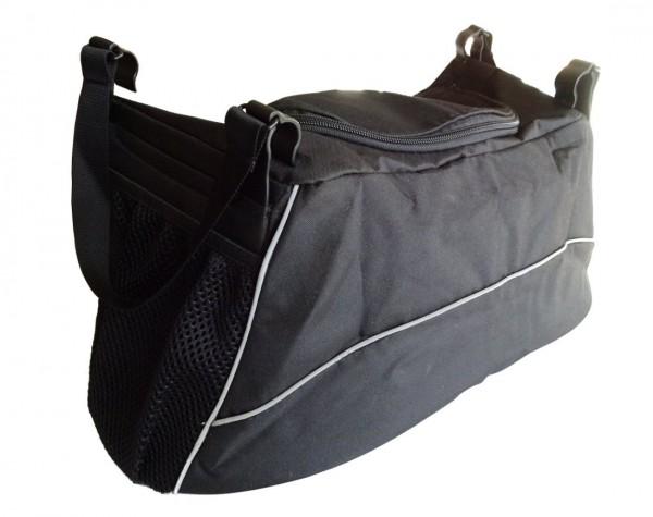 Tasche mit Reißverschluss für Mobilex Rollator Lion und Tiger Outdoor