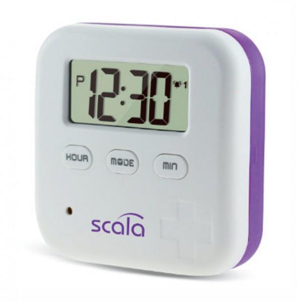 Tablettenbox Scala Vergiss Nix mit Vibrationsalarm