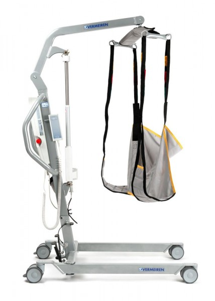 Patientenlifter Vermeiren Eagle 620 bis 150kg, inklusive Liftertuch