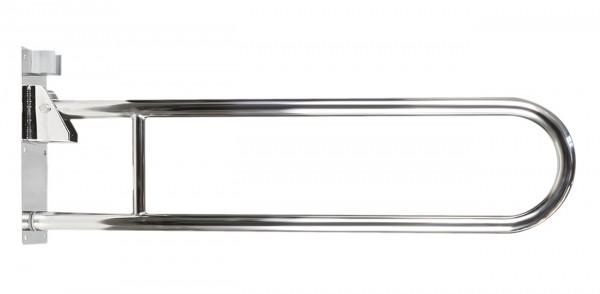 Careline Stützklappgriff - Größe: 85 cm Edelstahl