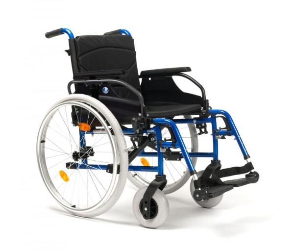 Rollstuhl Vermeiren D200-V mit höhenverstellbaren Armlehnen, Leichtgewichtrollstuhl faltbar