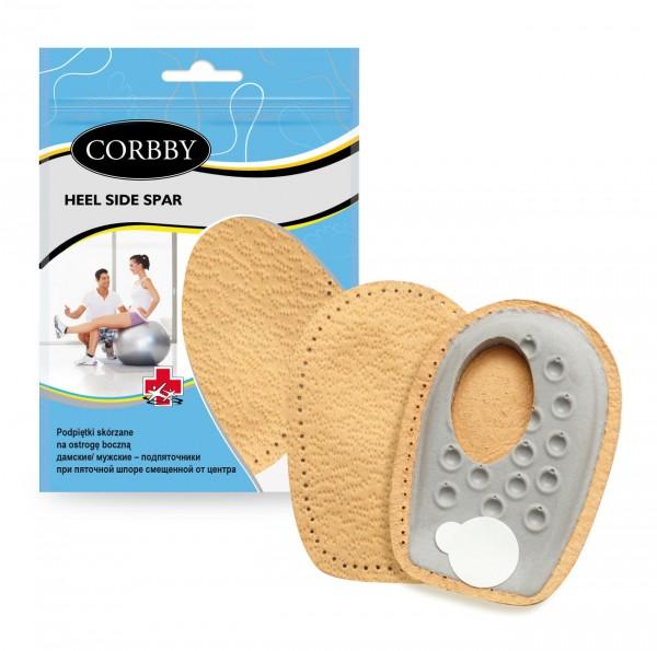 Corbby Heel Side Spar Schuheinlage