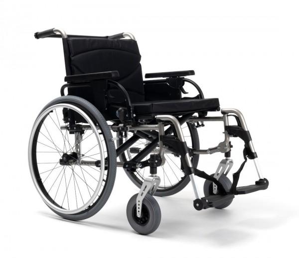 XL Rollstuhl Vermeiren V300 XL, Schwerlastrollstuhl faltbar