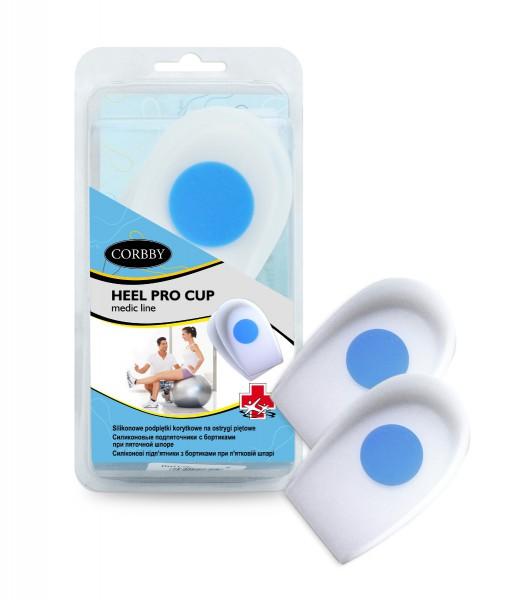 Corbby Heel Pro Cup Schuheinlage