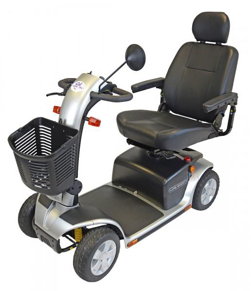Elektromobil Life Sport, silber, inkl Service-Paket 3 all in