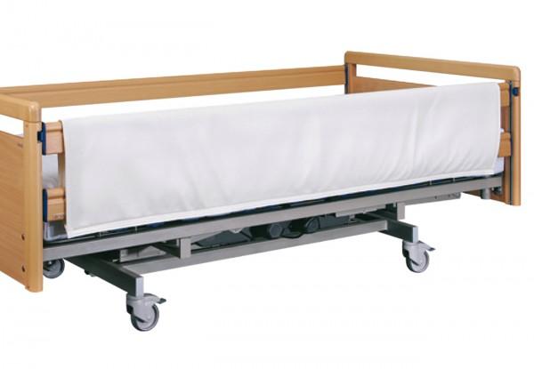 Careline Seitengitterpolster für Bett