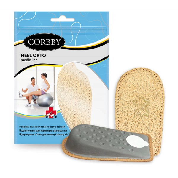 Corbby Heel Orto Schuheinlage