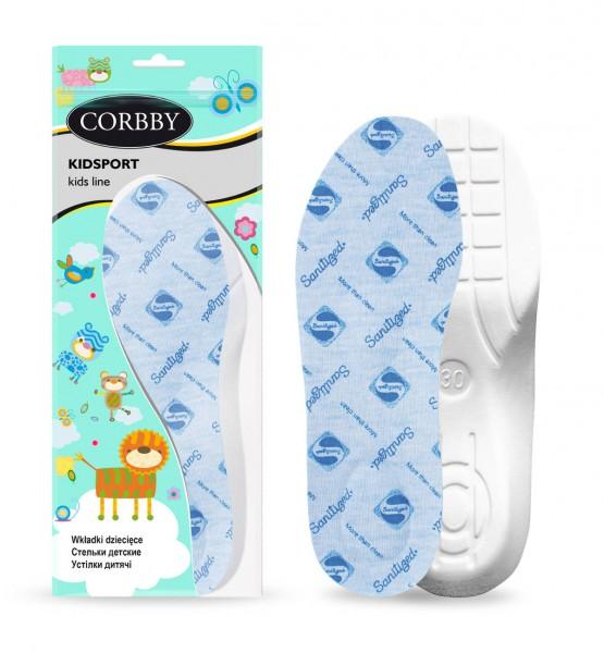 Corbby Kidsport Schuheinlagen