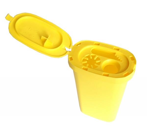 Safe Box Entsorgungsboxen - Größe: 0,25 Liter