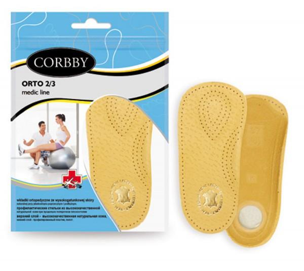 Corbby Orto 2/3 Schuheinlage