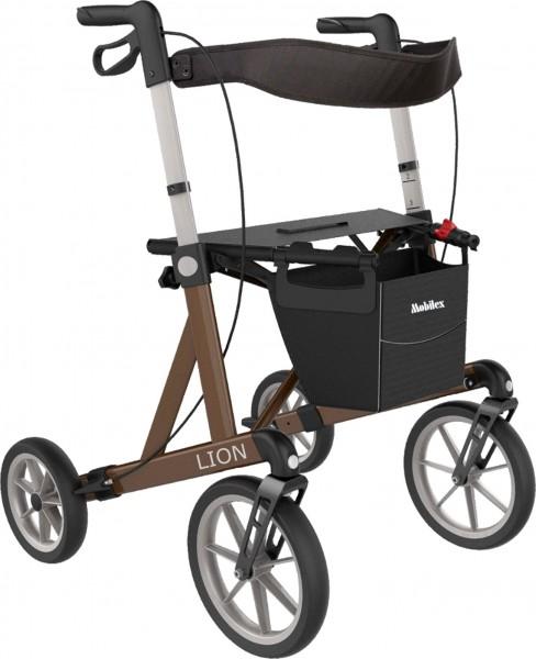 Outdoor Rollator Mobilex Lion