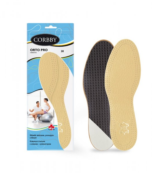 Corbby Orto Pro Schuheinlage