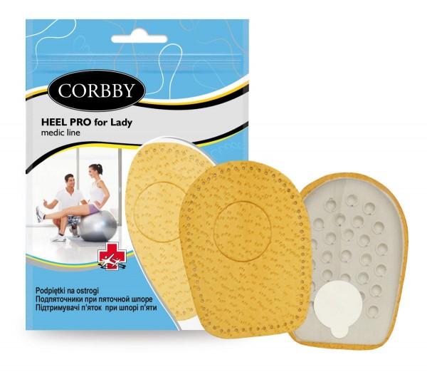 Corbby Heel Step Schuheinlage