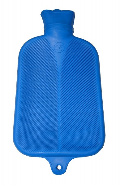 Wärmflasche Sänger mit Halblamelle